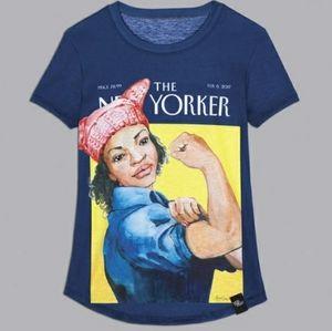 The New Yorker Mod Thread Rosie the Rivitor tshirt